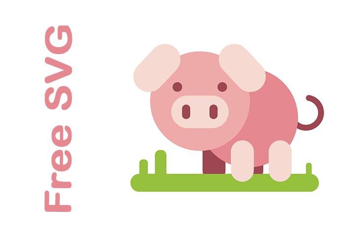 pig svg free #320, Download drawings
