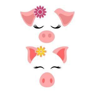 pig svg free #319, Download drawings