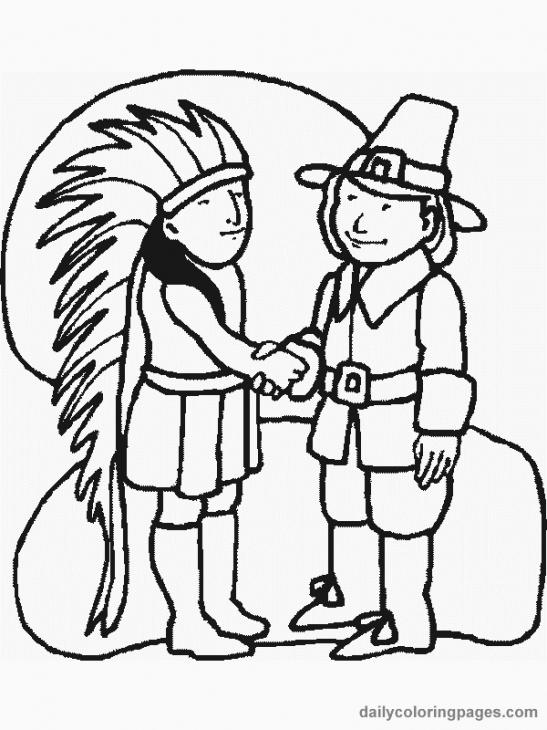 Pilgrim coloring #5, Download drawings