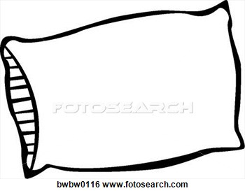 Pillow clipart #5, Download drawings