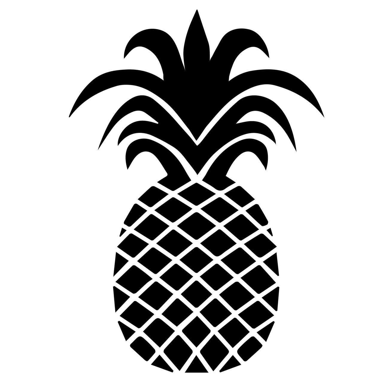 pinapple svg #394, Download drawings