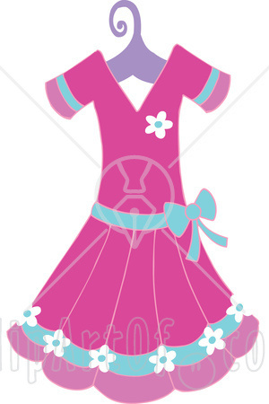 Pink Dress clipart #16, Download drawings