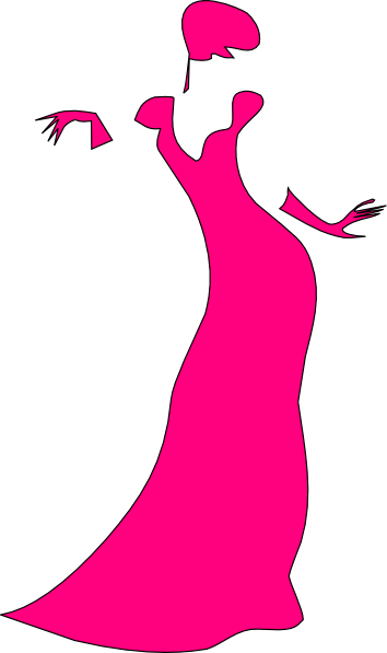 Pink Dress clipart #17, Download drawings