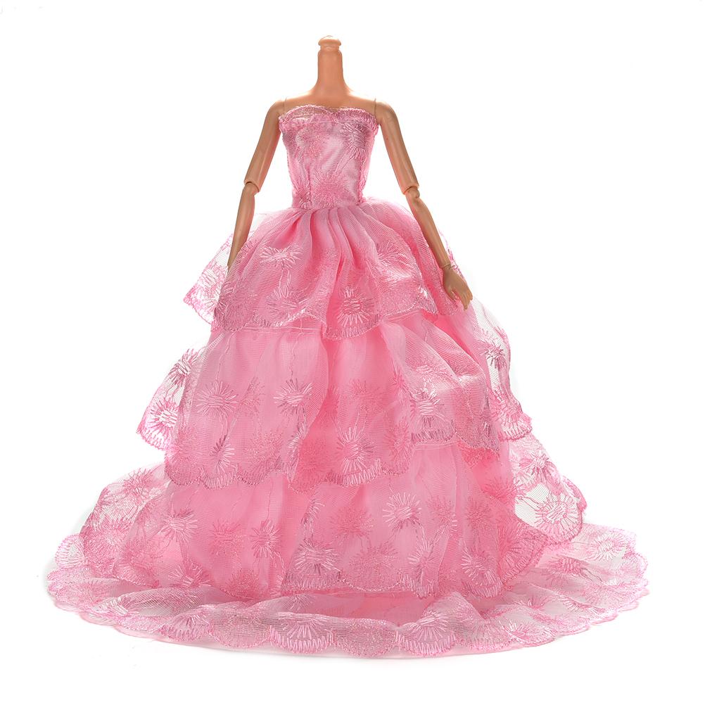 Pink Dress coloring #14, Download drawings