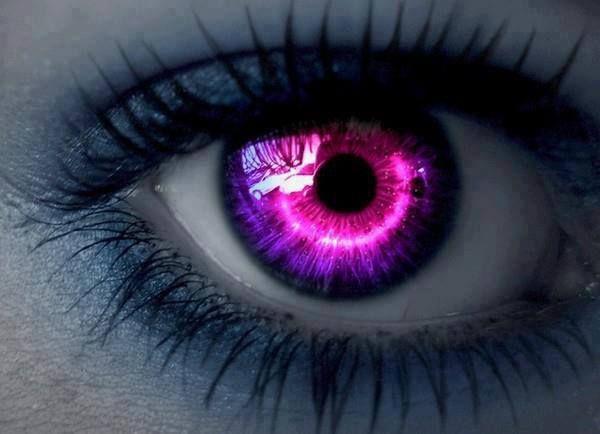 Pink Eyes coloring #1, Download drawings