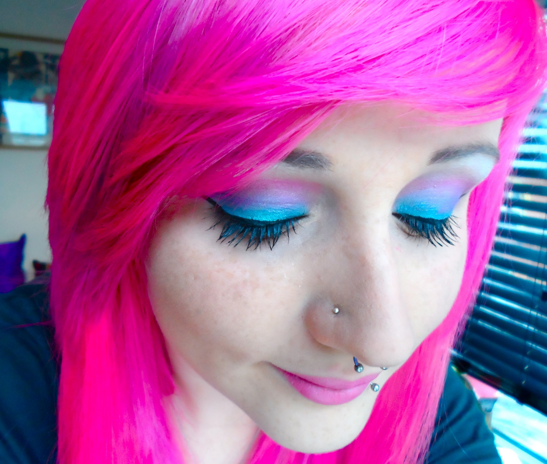 Pink Eyes coloring #11, Download drawings