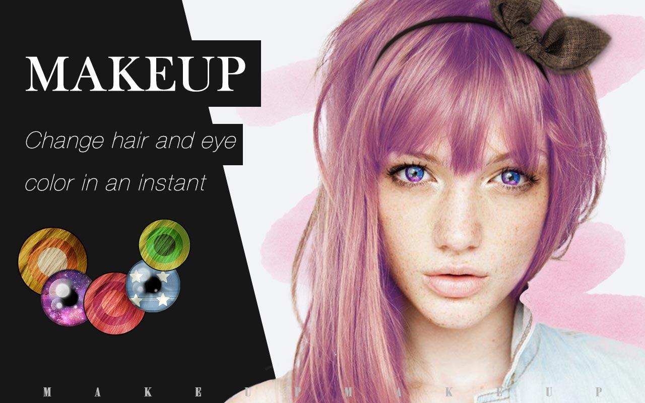 Pink Eyes coloring #8, Download drawings