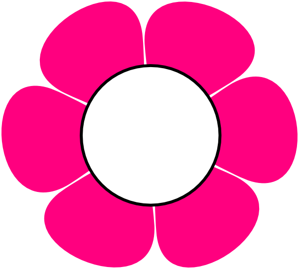 Pink Flower clipart #12, Download drawings