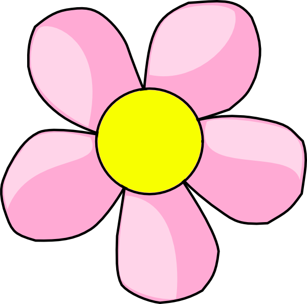 Pink Flower clipart #16, Download drawings