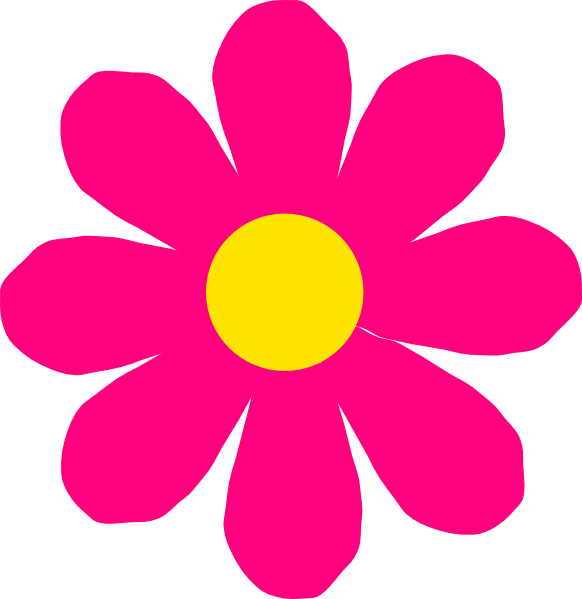Pink Flower clipart #19, Download drawings