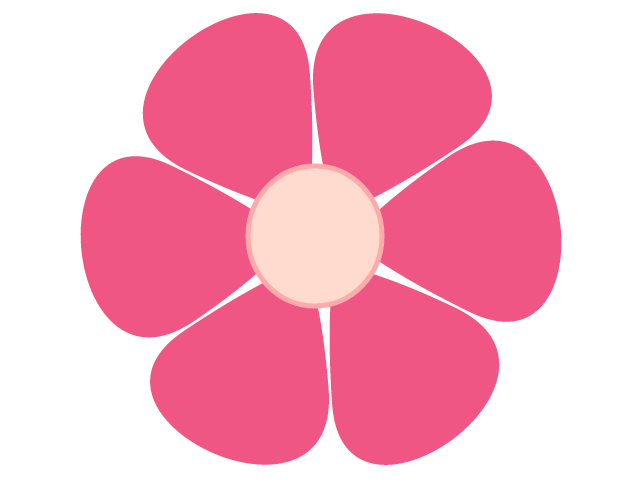 Pink Flower svg #11, Download drawings