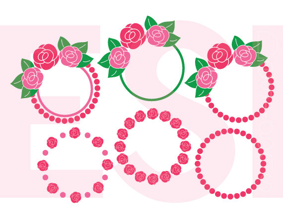 Pink Flower svg #13, Download drawings
