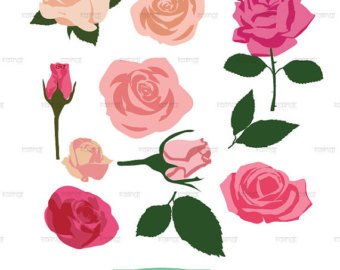 Pink Flower svg #14, Download drawings