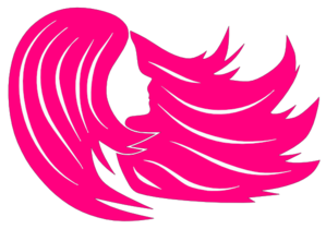 Pink Hair clipart #20, Download drawings