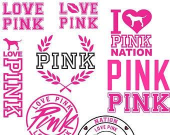 pink logo svg #880, Download drawings