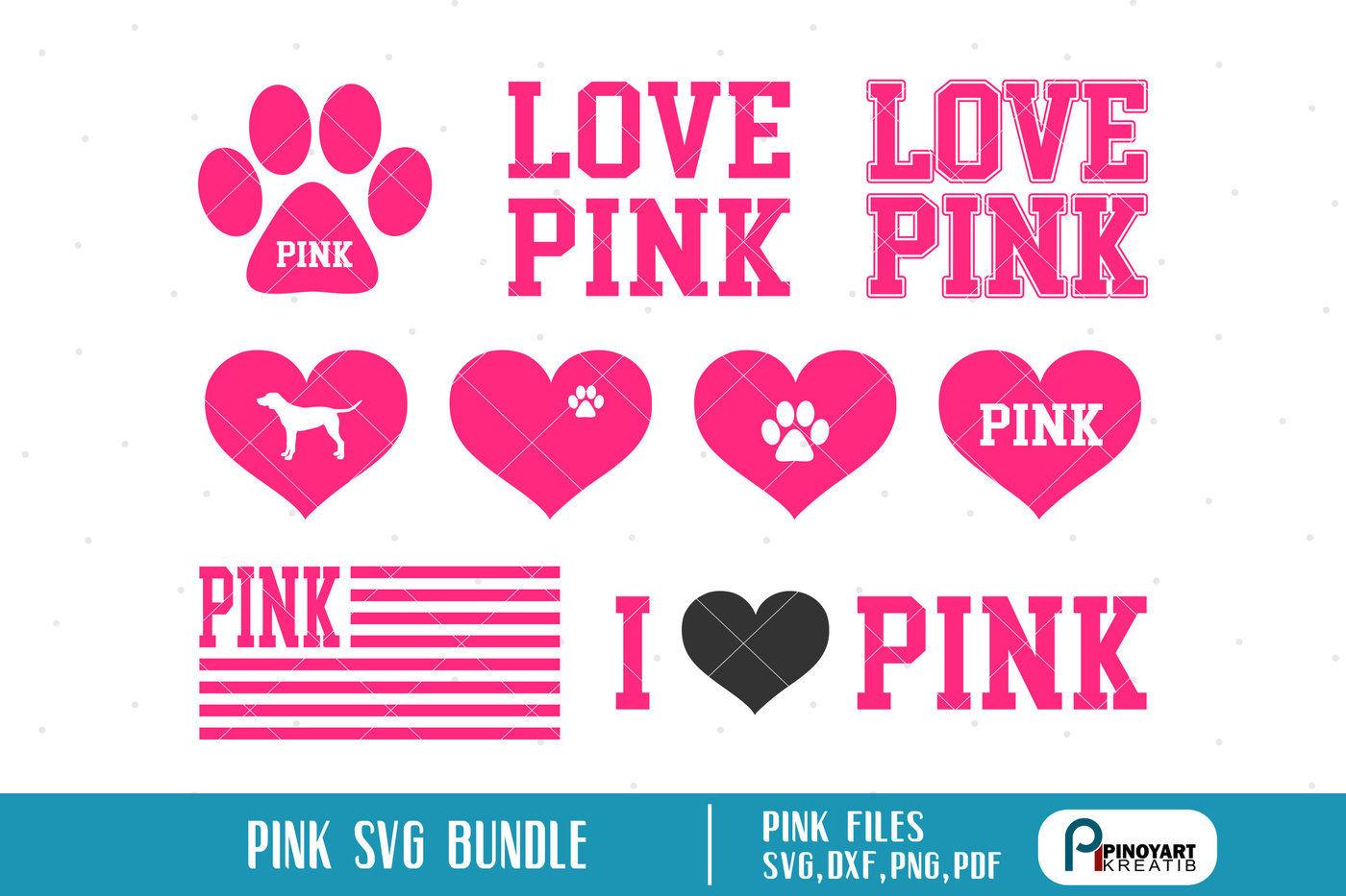 pink logo svg #870, Download drawings