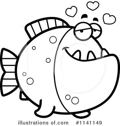 Piranha clipart #14, Download drawings