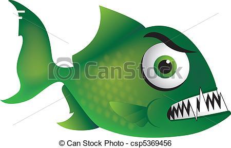 Piranha clipart #7, Download drawings