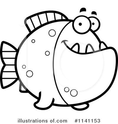 Piranha clipart #20, Download drawings