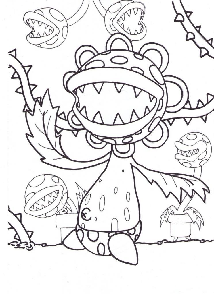 Piranha coloring, Download Piranha coloring for free 2019