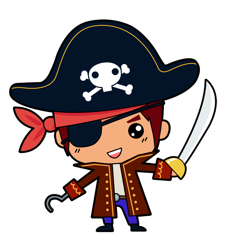 Pirate clipart #9, Download drawings