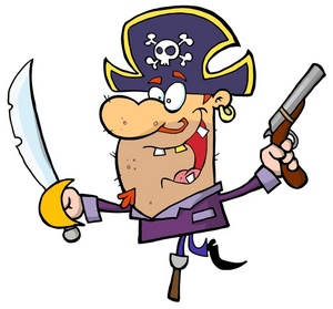 Pirate clipart #6, Download drawings