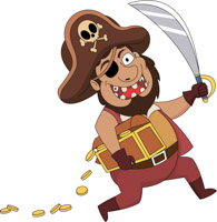 Pirate clipart #8, Download drawings