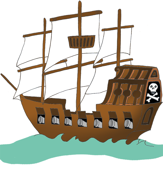 Pirate Ship clipart #8, Download drawings