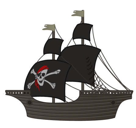 Pirate Ship clipart #5, Download drawings
