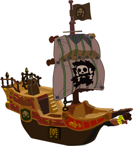 Pirate Ship clipart #10, Download drawings