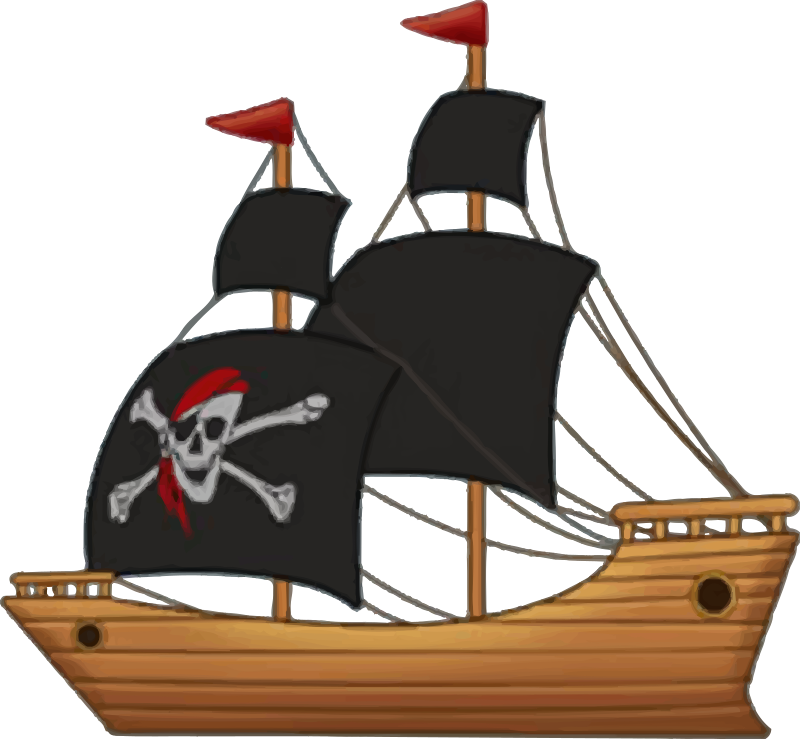 Pirate Ship svg #4, Download drawings