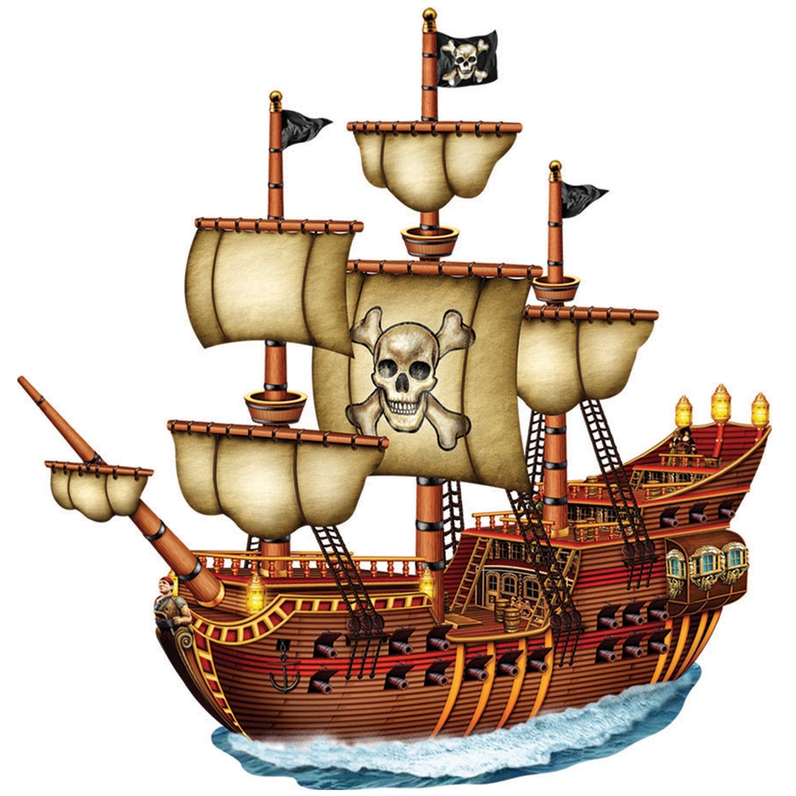 Pirate Ship clipart #2, Download drawings