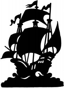 Pirate Ship svg #9, Download drawings