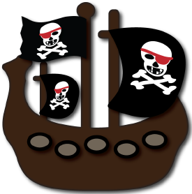 Pirate Ship svg #8, Download drawings