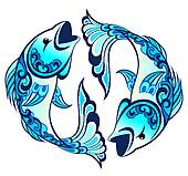 Pisces clipart #17, Download drawings