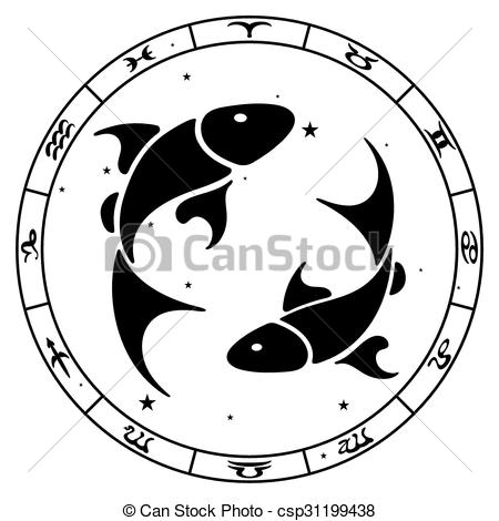 Pisces clipart #12, Download drawings