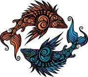 Pisces clipart #3, Download drawings