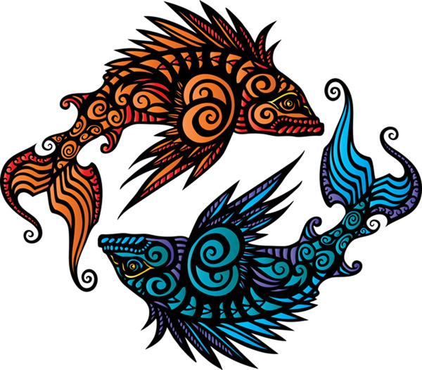 Pisces svg #6, Download drawings