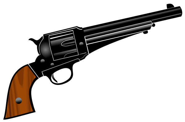 Pistol clipart #5, Download drawings