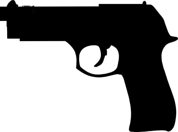 Pistol clipart #10, Download drawings