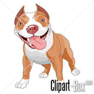 Pitbull clipart #12, Download drawings