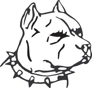 Pitbull clipart #6, Download drawings