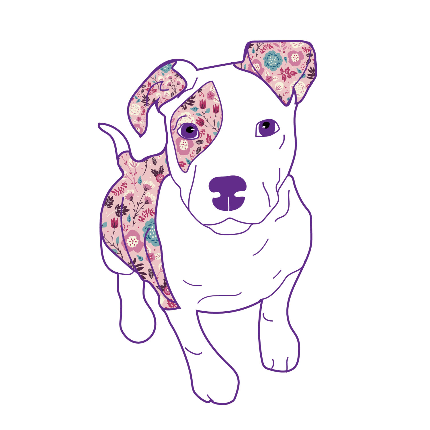 Pitbull Puppy clipart #8, Download drawings