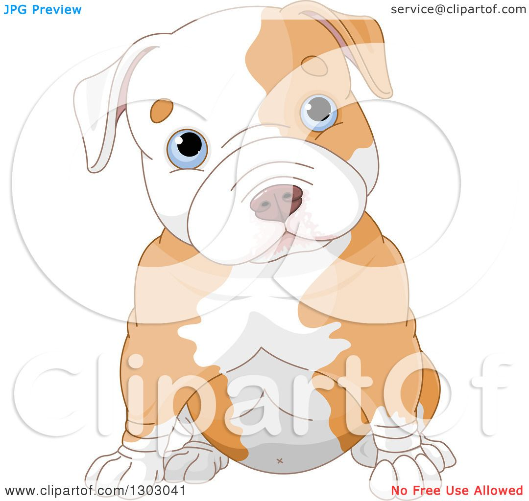 Pitbull Puppy clipart #6, Download drawings