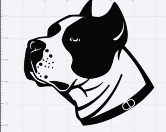 Pitbull svg #4, Download drawings