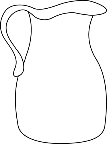 Pitcher clipart #5, Download drawings