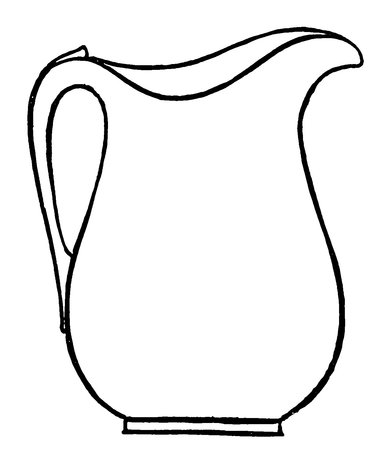 Pitcher clipart #18, Download drawings