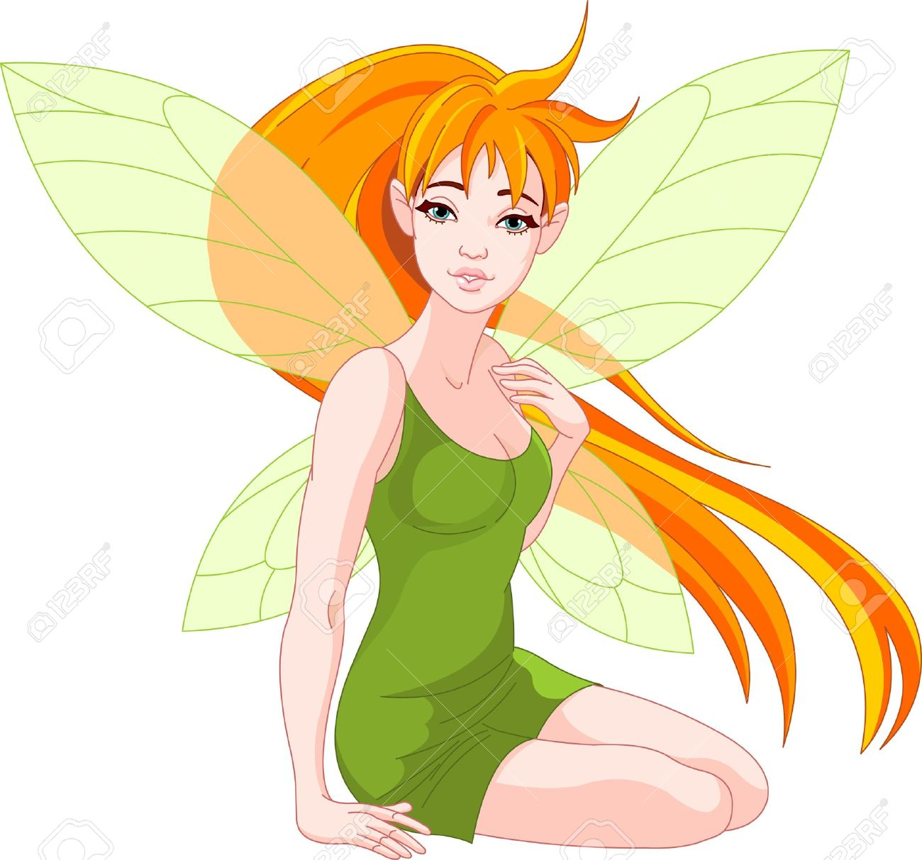 Pixie clipart #2, Download drawings