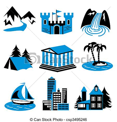 Place clipart #17, Download drawings