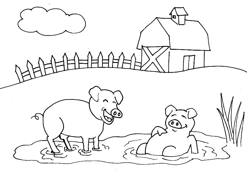 Place coloring #16, Download drawings
